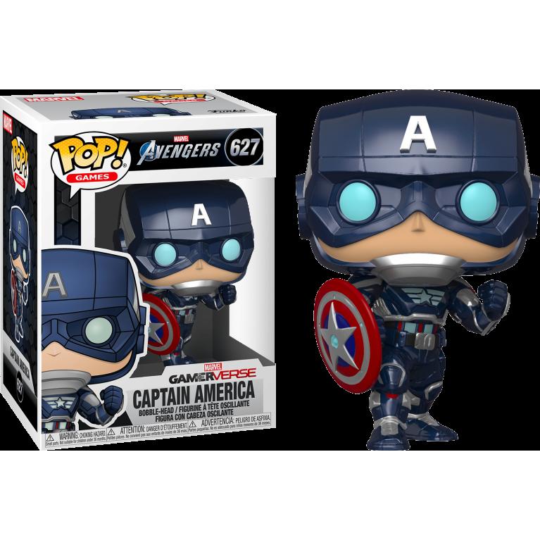 Капитан Америка Game Funko POP (Captain America Game)