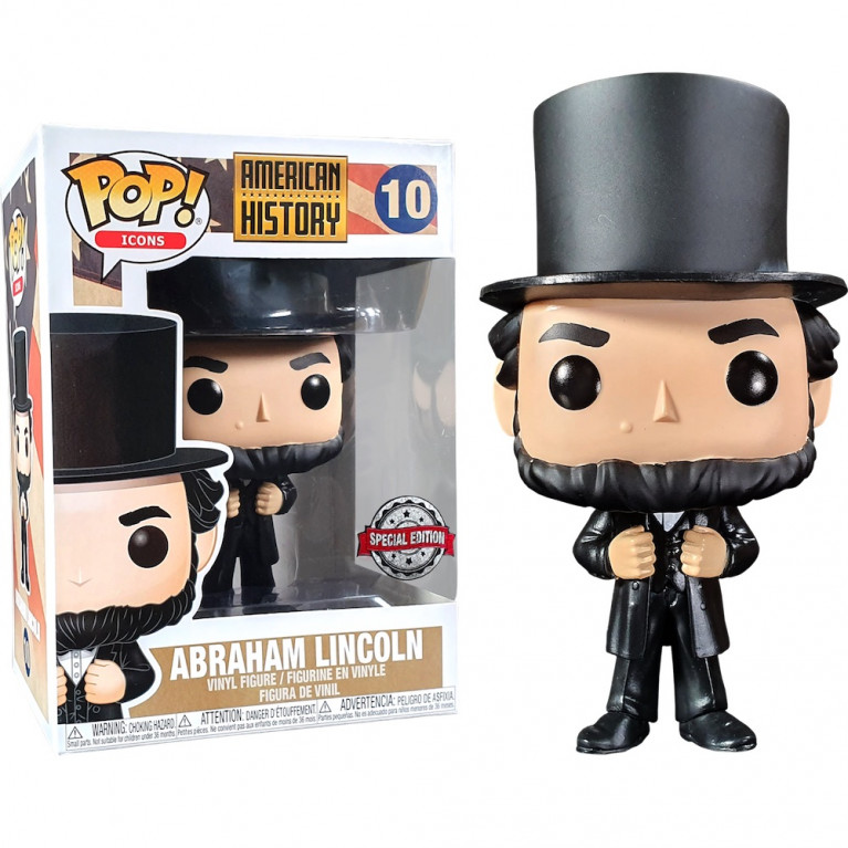 Авраам Линкольн Funko POP (Abraham Lincoln) — Эксклюзив