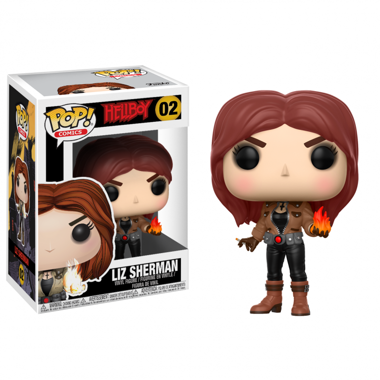 Лиз Шерман Funko POP (Liz Sherman)