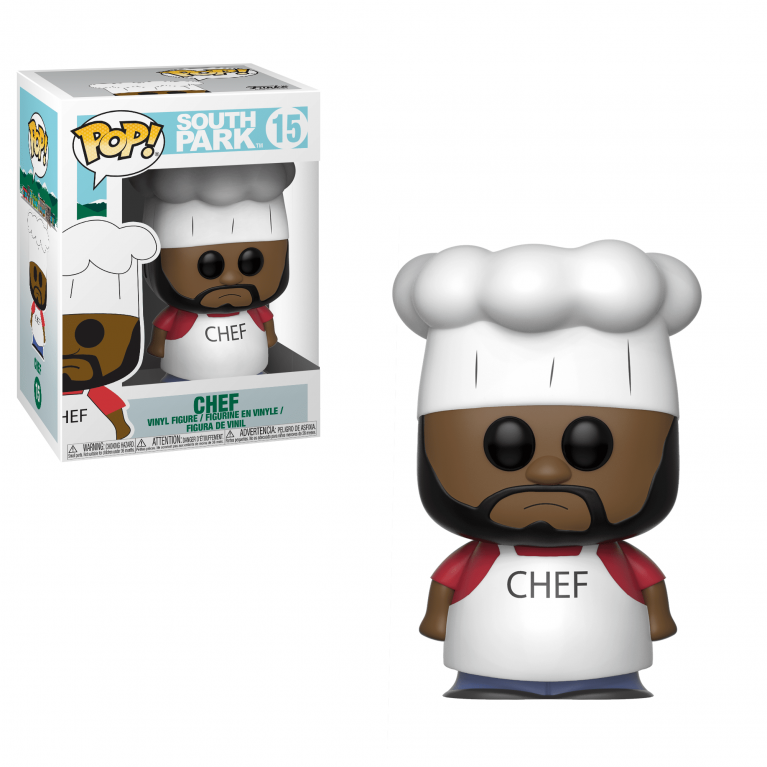 Шеф Funko POP (Chef)