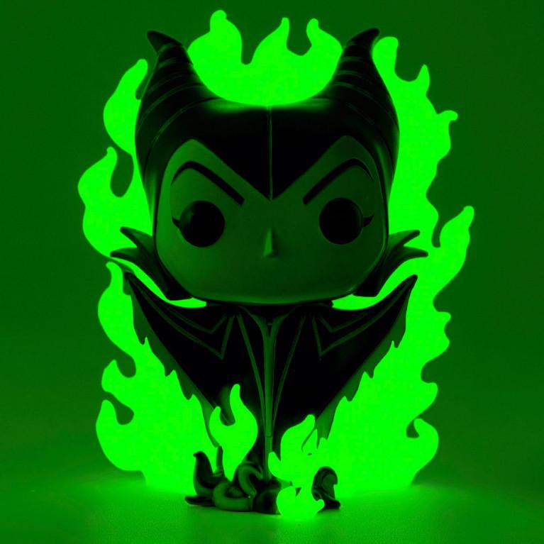 Малефисента с огнем Чейз Funko POP (Maleficent Chase GITD) — Эксклюзив — Chase!
