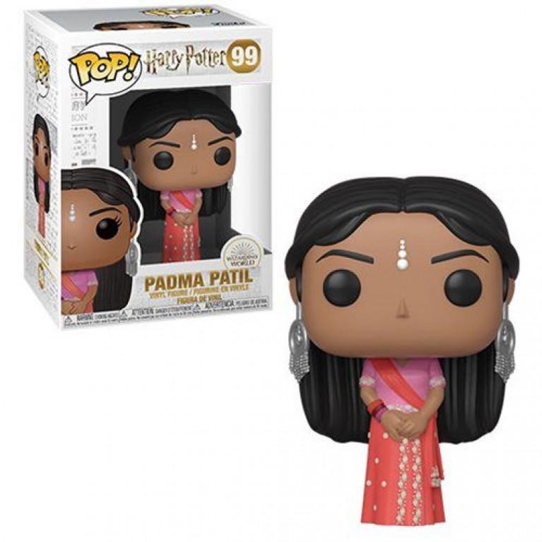 Падма Патил на балу Funko POP(Padma Patil Yule)