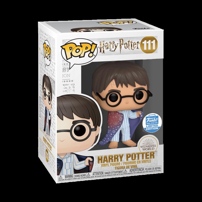 Гарри Поттер в мантии-невидимке Funko POP (Harry Potter Invisible Cloak) — Эксклюзив