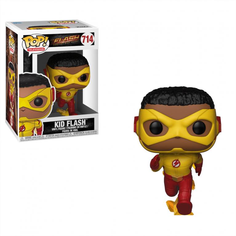 Кид Флэш TV Funko POP (Kid Flash)
