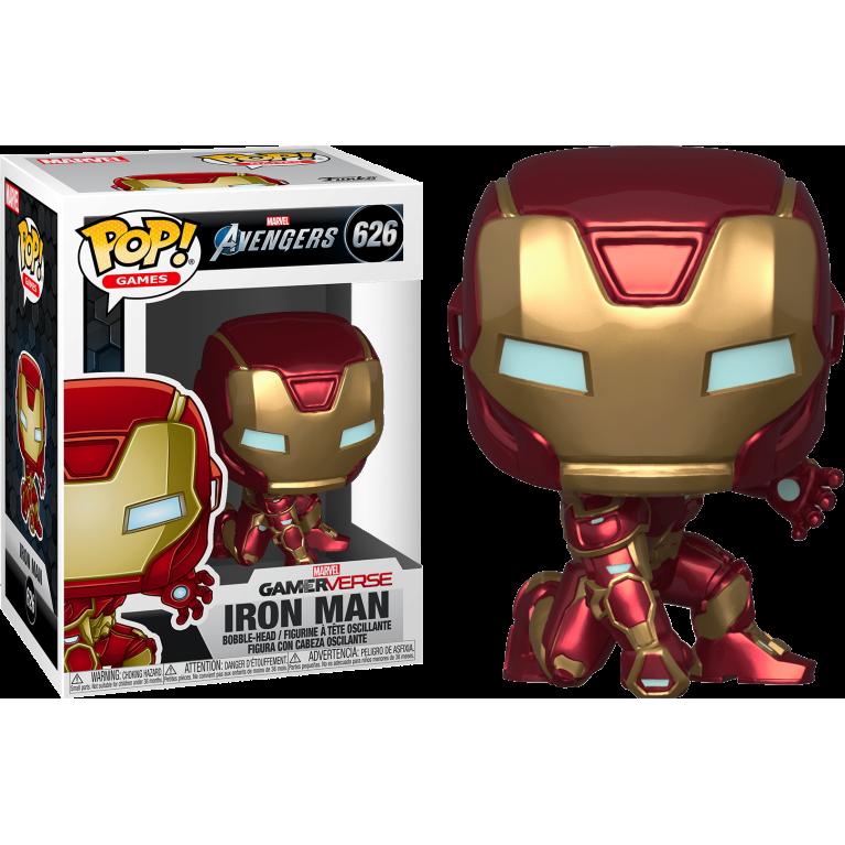 Железный Человек Game Funko POP (Iron Man Game)