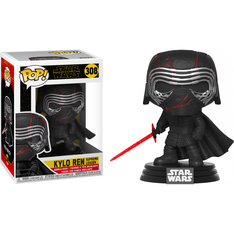 Кайло Рен верховный лидер Funko POP (Kylo Ren Supreme Leader)