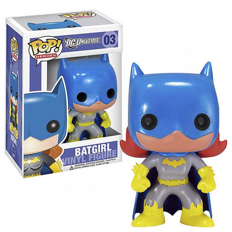 Бэтгёрл Классика Funko POP (Batgirl) — Vaulted