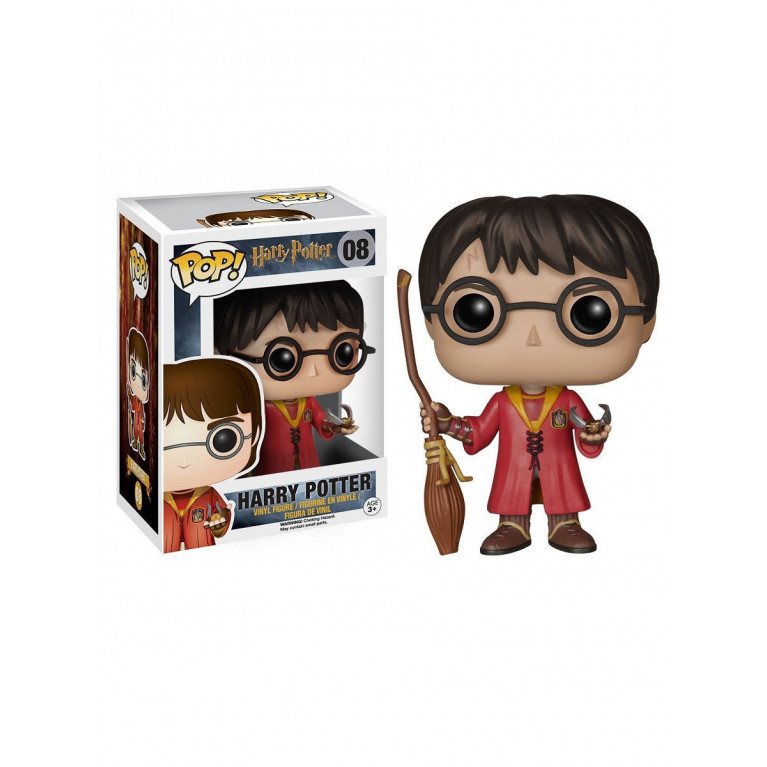 Гарри Поттер Квиддитч Funko POP (Harry Potter Quidditch)