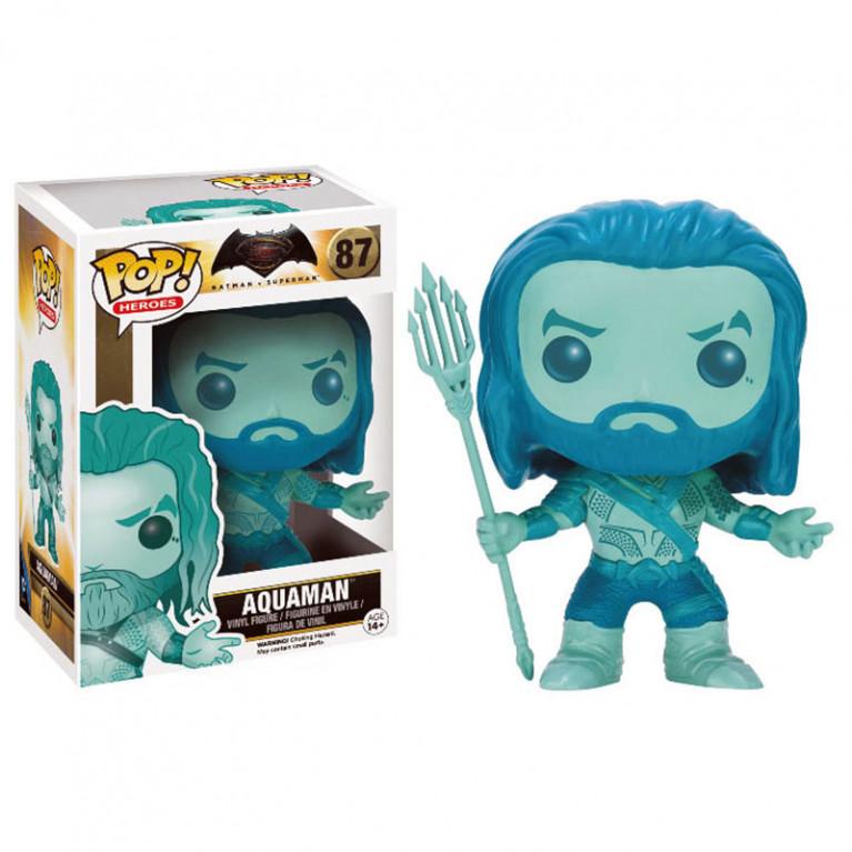 Аквамен Голубой Funko POP (Aquaman Blue) — Эксклюзив