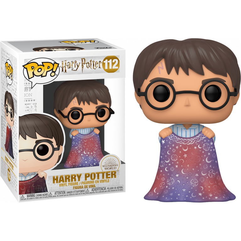 Гарри Поттер в мантии-невидимке Funko POP (Harry Potter Invisible Cloak)