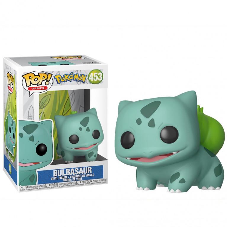 Бульбазавр Funko POP (Bulbasaur)