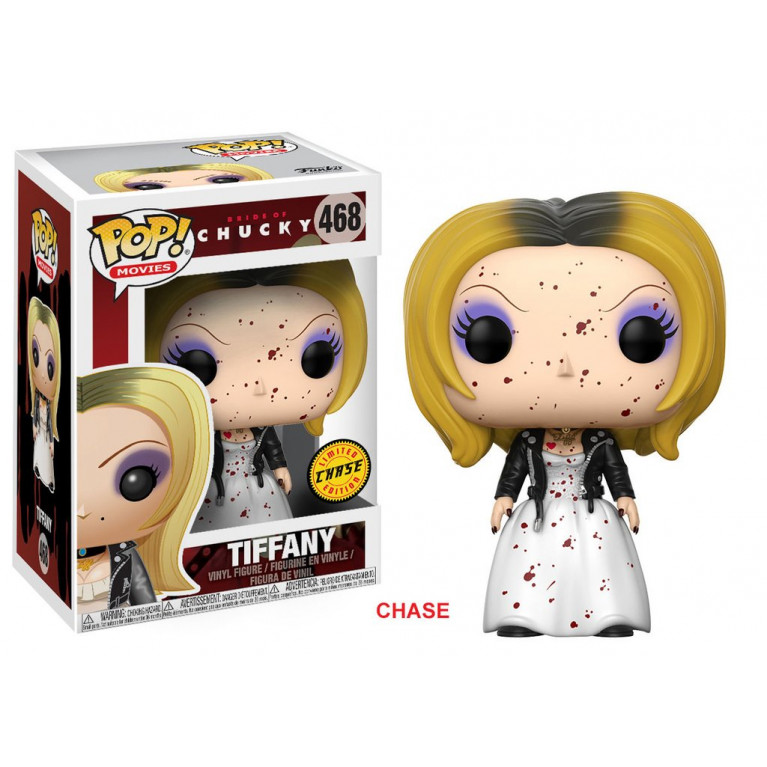 Тиффани Чейз Funko POP (Tiffany) — Chase