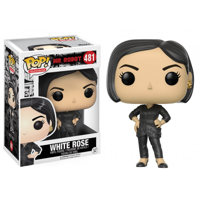 Уайт Роуз Funko POP (White Rose)