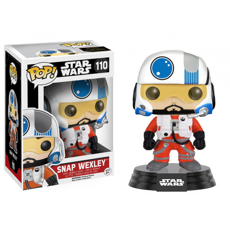 Снап Уэксли Funko POP (Snap Wexley)
