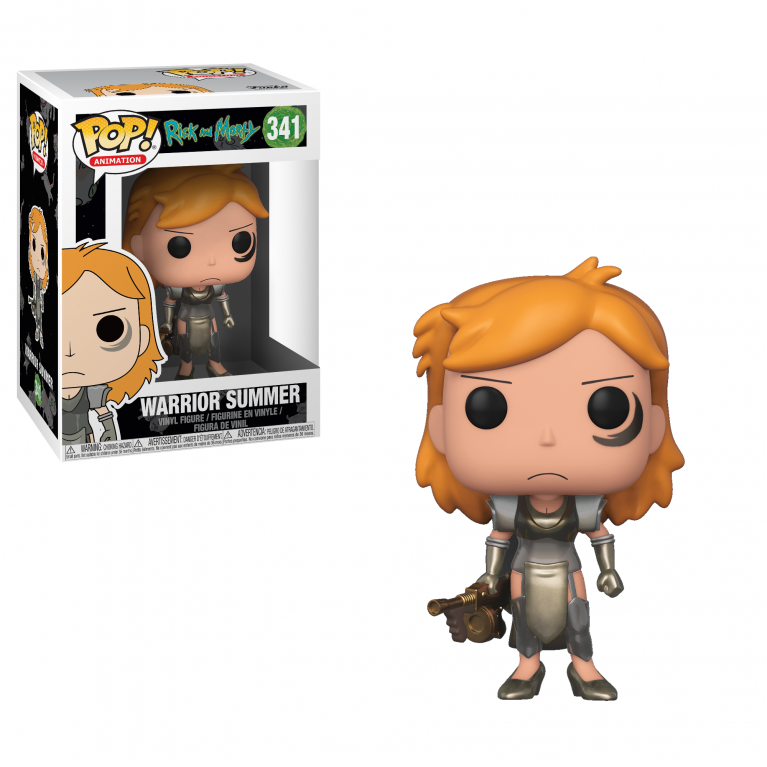Саммер Воин Funko POP (Warrior Summer)