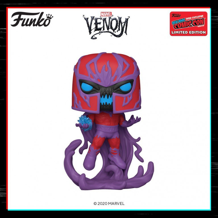 Магнето Веном Funko POP (Venomized Magneto) - Эксклюзив