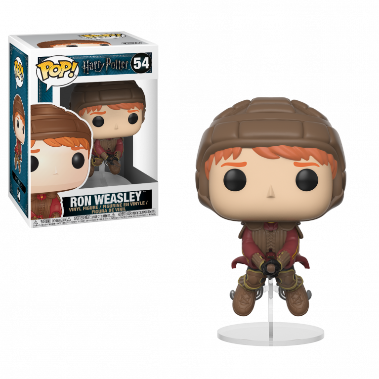 Рон Уизли на метле Funko POP (Ron Weasley on broom)