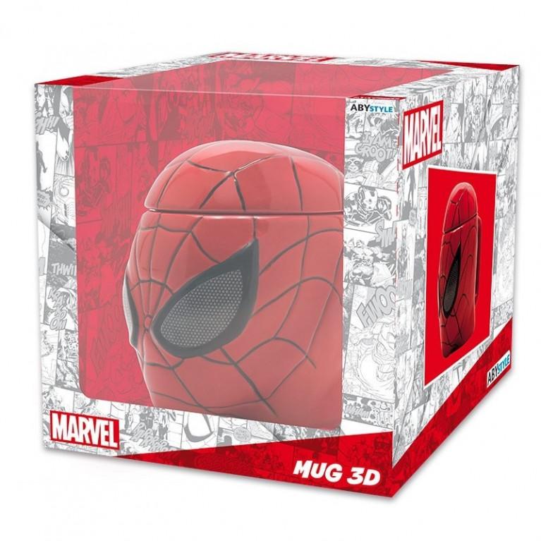 Кружка Человек-Паук (Spiderman Mug 3D Abystyle)