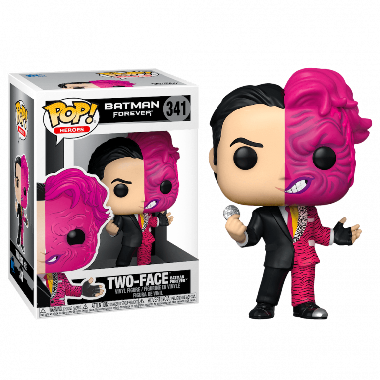 Двуликий 2 Funko POP (Two-Face Forever)