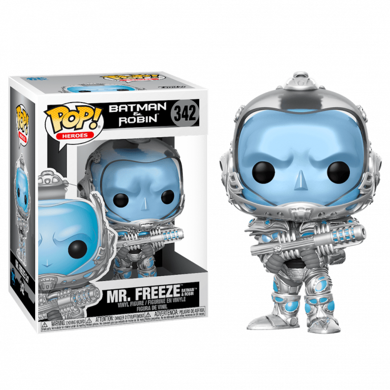 Мистер Фриз 2 Funko POP (Mr. Freeze from Batman and Robin)