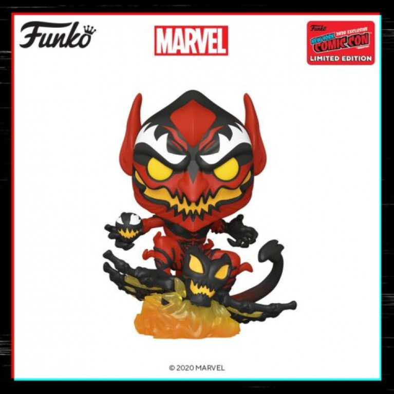 Красный Гоблин Funko POP (Red Goblin) - Эксклюзив