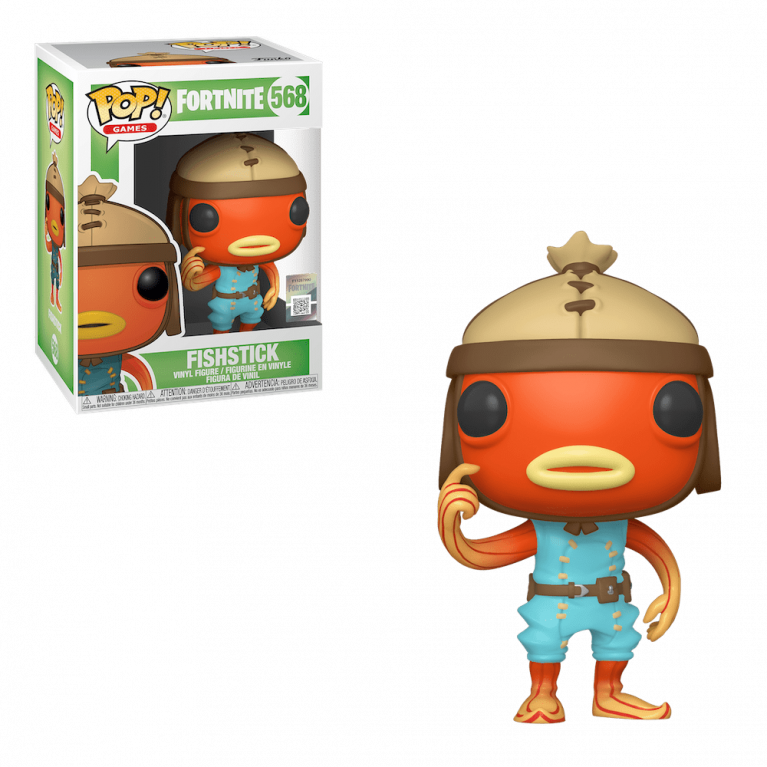 Карась Funko POP (Fishstick Fortnite)