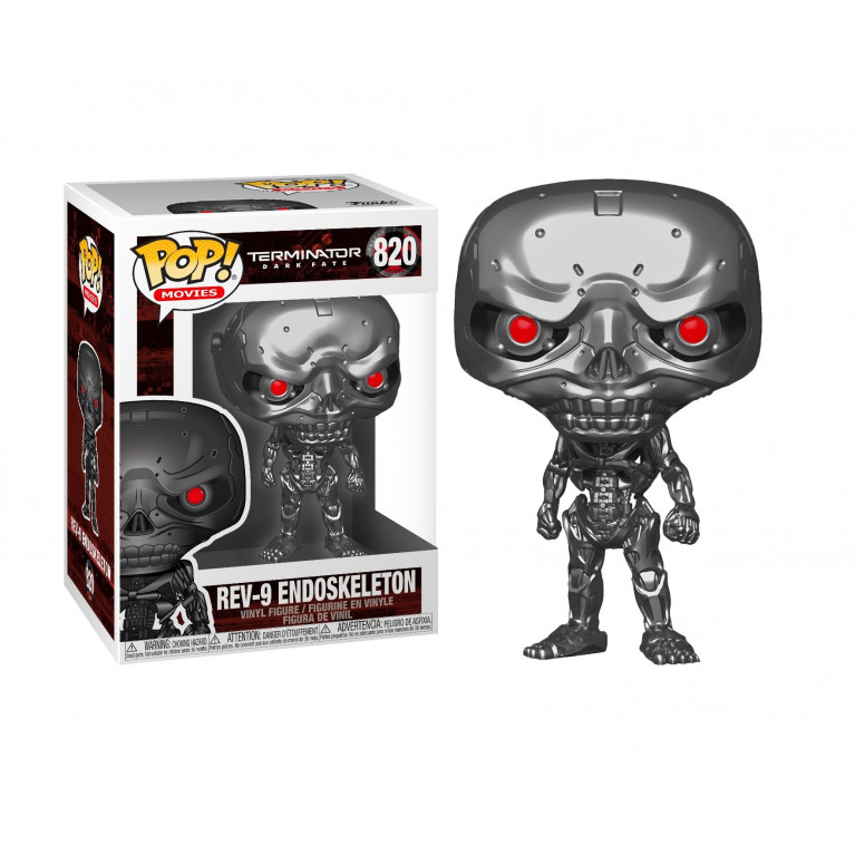 Эндоскелет Rev-9 Funko POP (Rev-9 Endoskeleton)