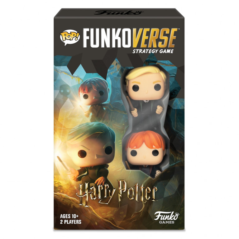 Настольная игра POP! Funkoverse: Harry Potter 101 Expandalone