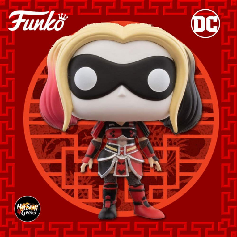 Харли Квинн Имперский Дворец Funko POP (Harley Quinn Imperial Palace) - Предзаказ!