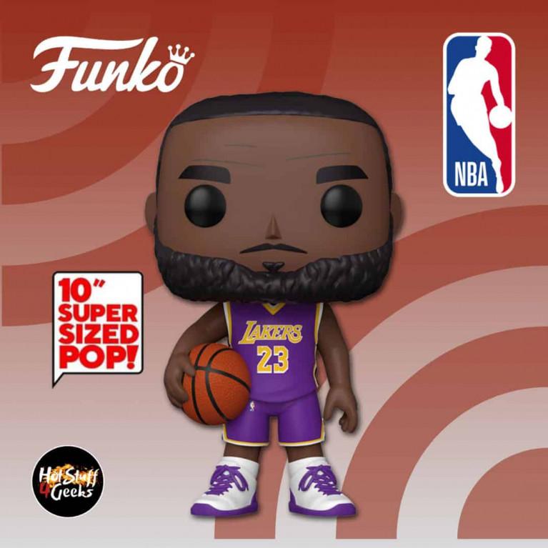 Леброн Джеймс 10 дюймов Funko POP (Lebron James 10 inch)