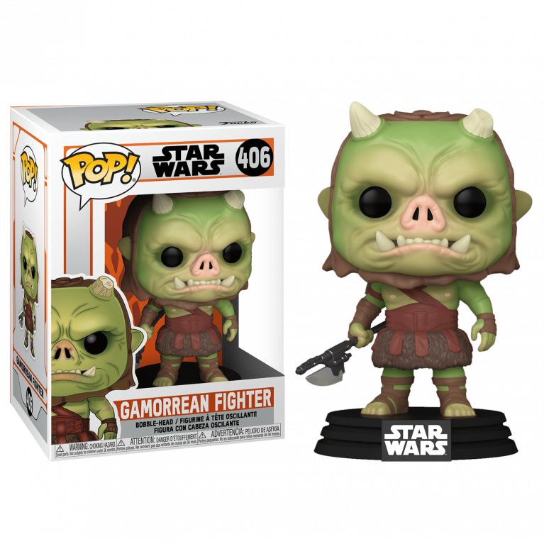 Gamorrean Fighter Funko POP