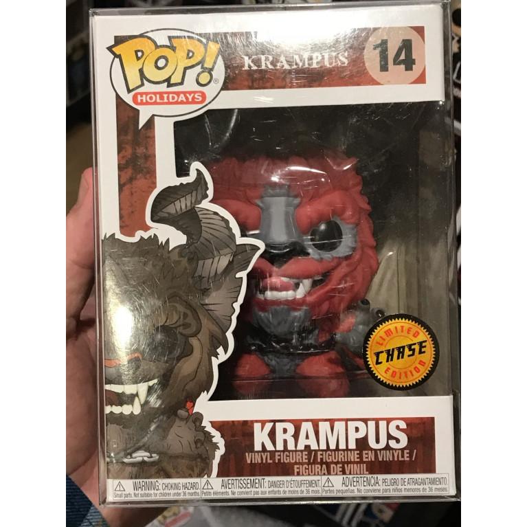 Крампус Красный Chase Funko POP (Krampus Red)