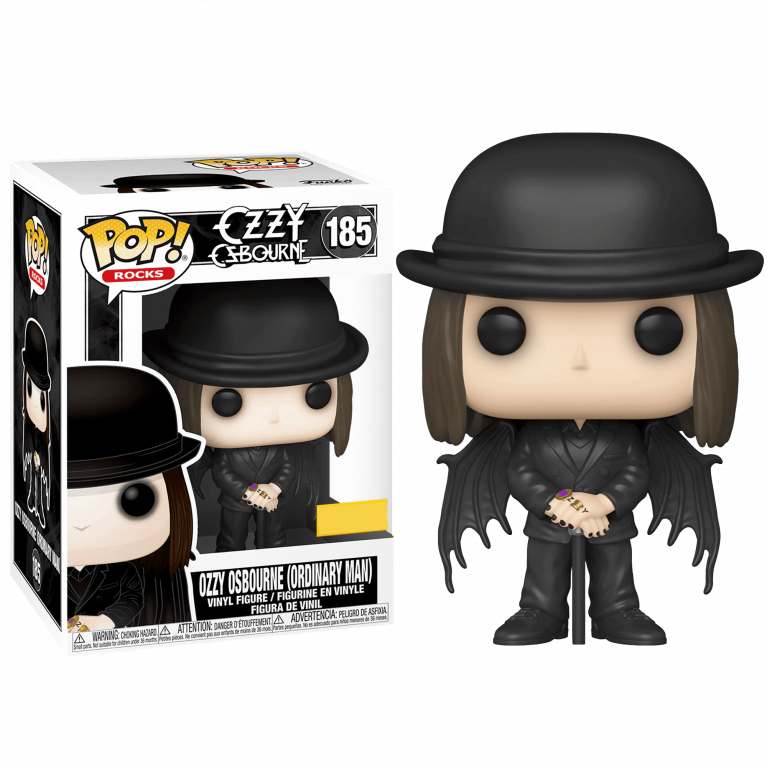 Оззи Озборн Funko POP (Ozzy Osbourne Ordinary Man)