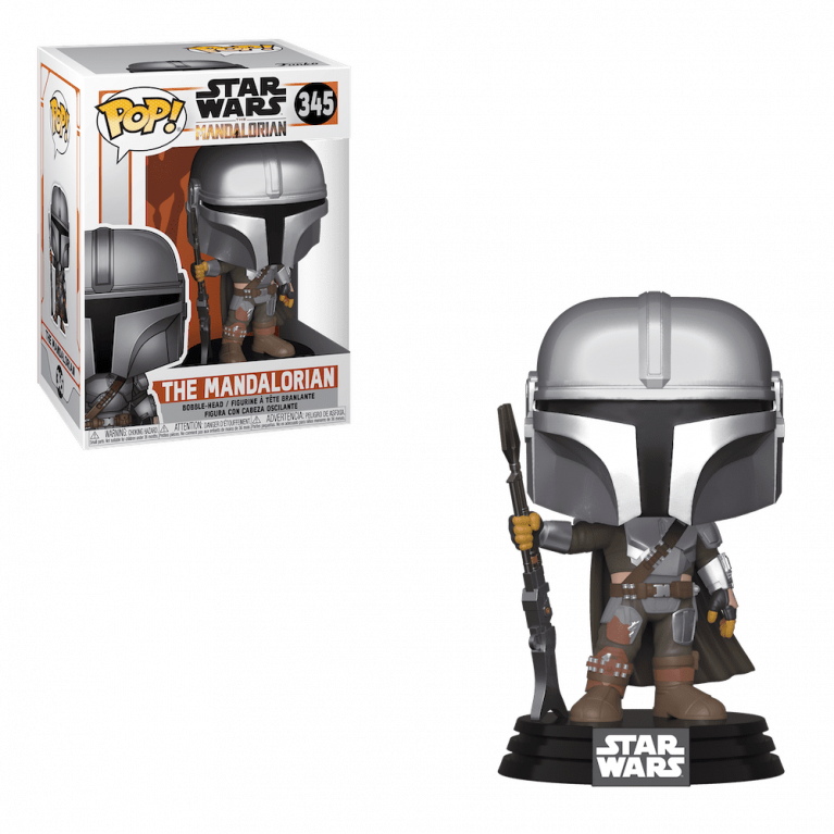 Мандалорец 2 Funko POP (Mandalorian new pose)