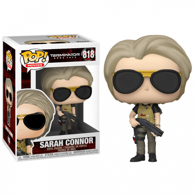 Сара Коннор Funko POP (Sarah Connor)