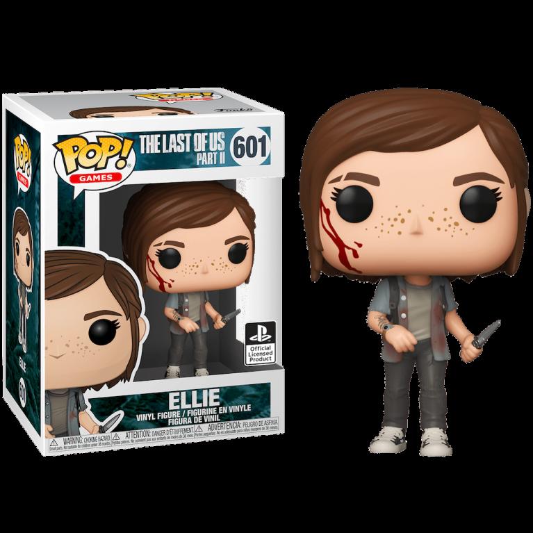 Элли Funko POP (Ellie)