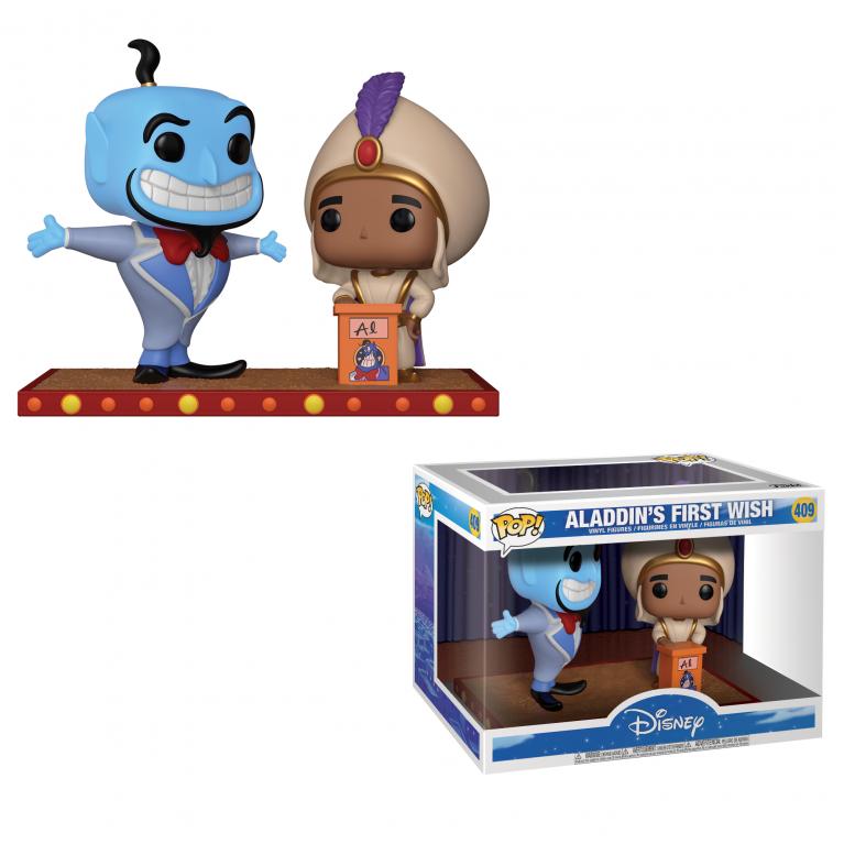 Аладдин и Джин Funko POP (Aladdin and Genie Movie Moments)