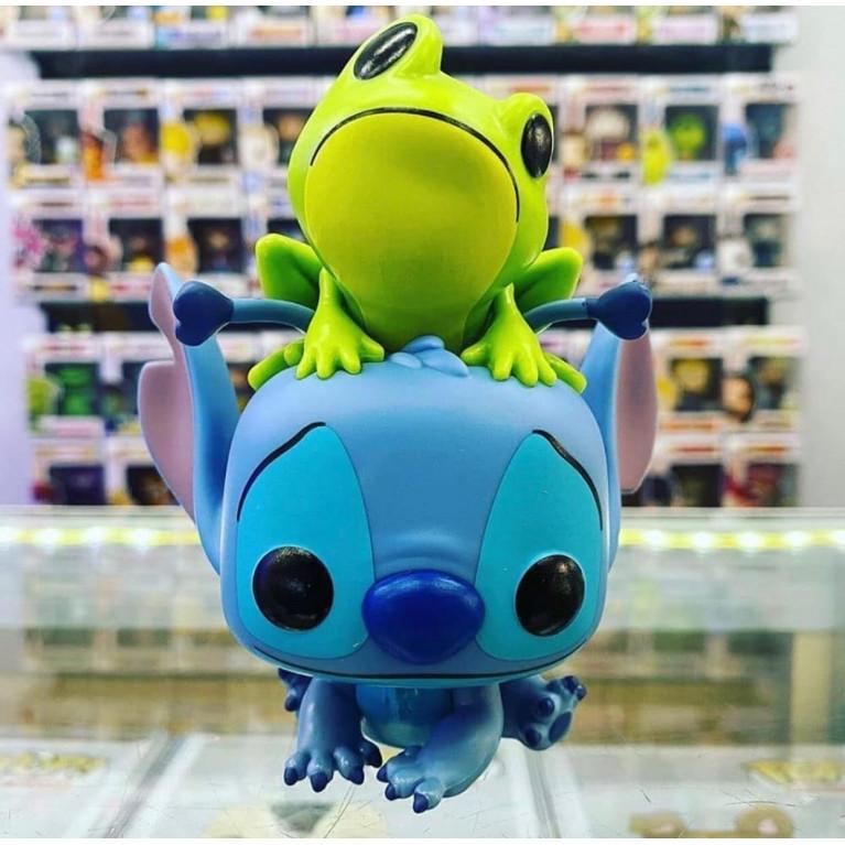 Ститч с лягушкой Funko POP (Stitch with frog) - Предзаказ!