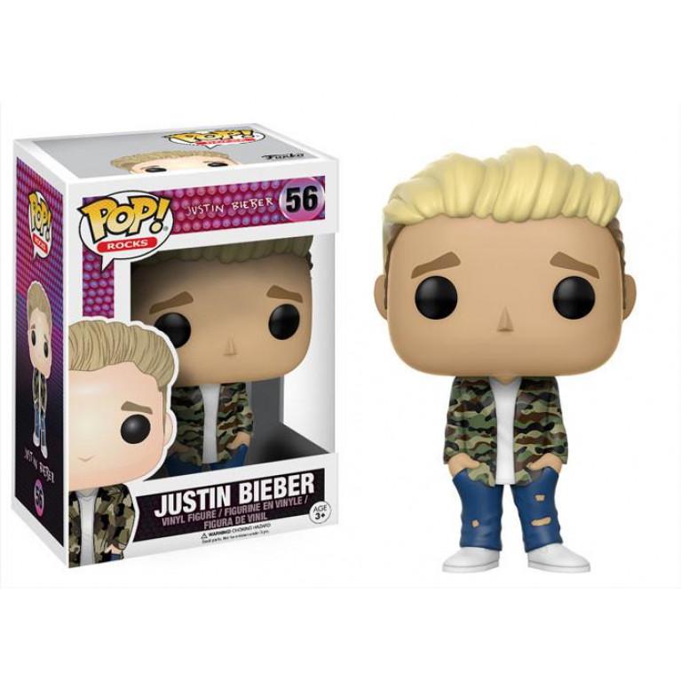 Джастин Бибер Funko POP (Justin Bieber)