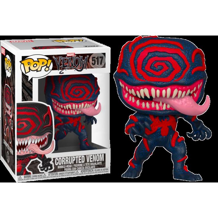 Испорченный Веном Funko POP (Corrupted Venom) — Эксклюзив