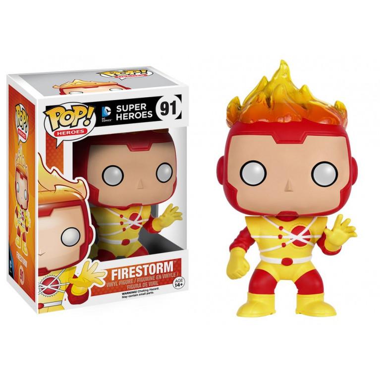 Огненный Шторм Классика Funko POP (Firestorm)