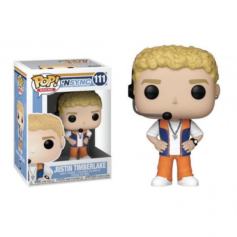 Джастин Тимберлейк Funko POP (Justin Timberlake)