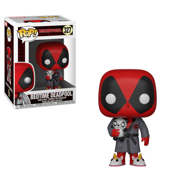 Дэдпул в халате Funko POP (Deadpool in Robe)