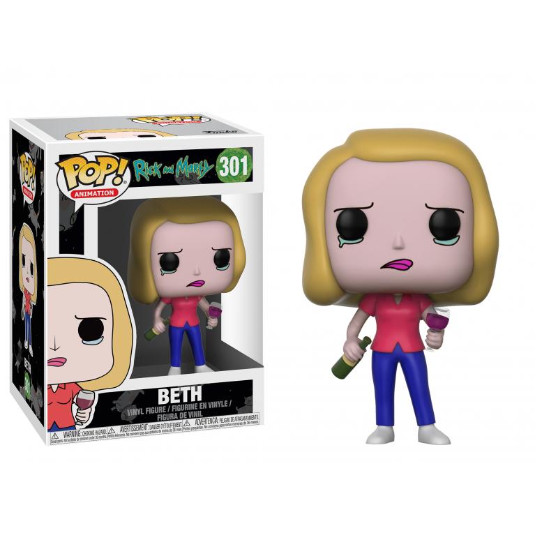 Бет Funko POP (Beth)