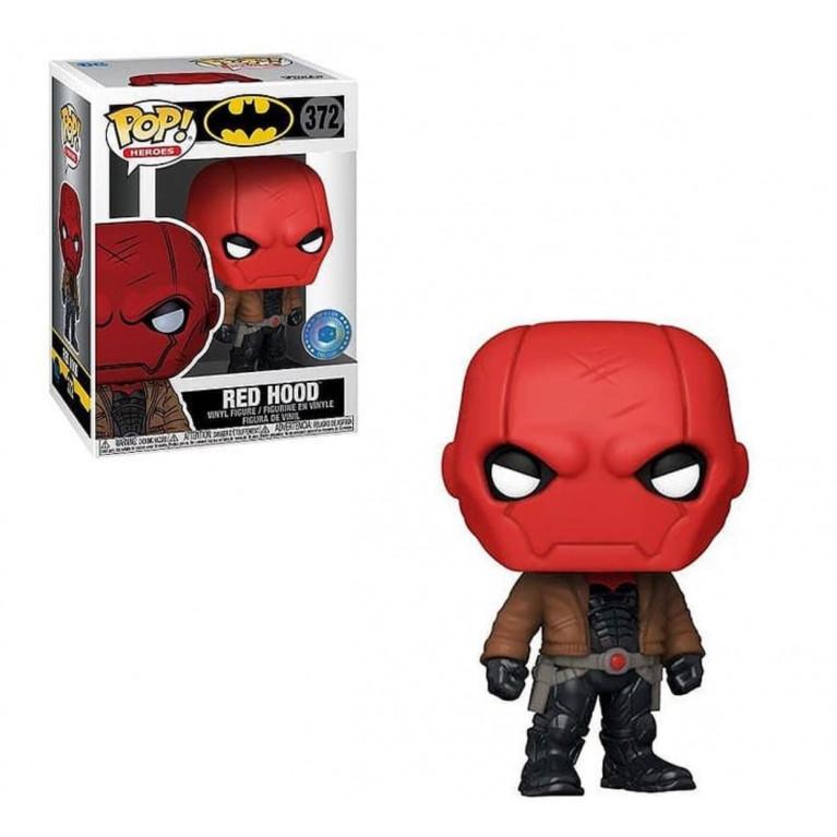 Джейсон Тодд Красный Колпак Funko POP (Jason Todd Red Hood) - Предзаказ!