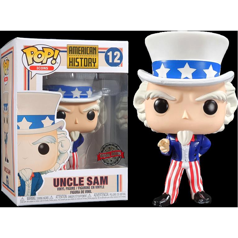 Дядя Сэм Funko POP (Uncle Sam) — Эксклюзив