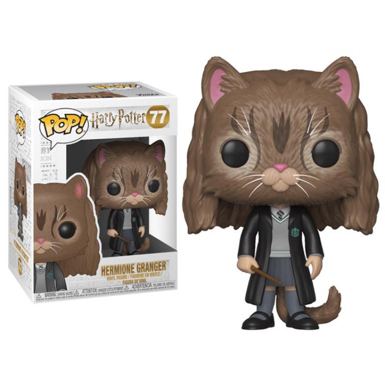 Гермиона Грейнджер в образе кошки Funko POP (Hermione Granger as cat)
