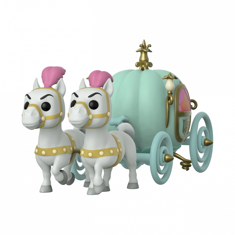 Карета Золушки Funko POP Ride (Cinderella Carriage)