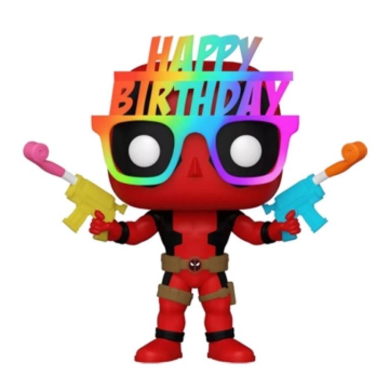 Дэдпул в очках Funko POP (Deadpool 30th Birthday Glasses)