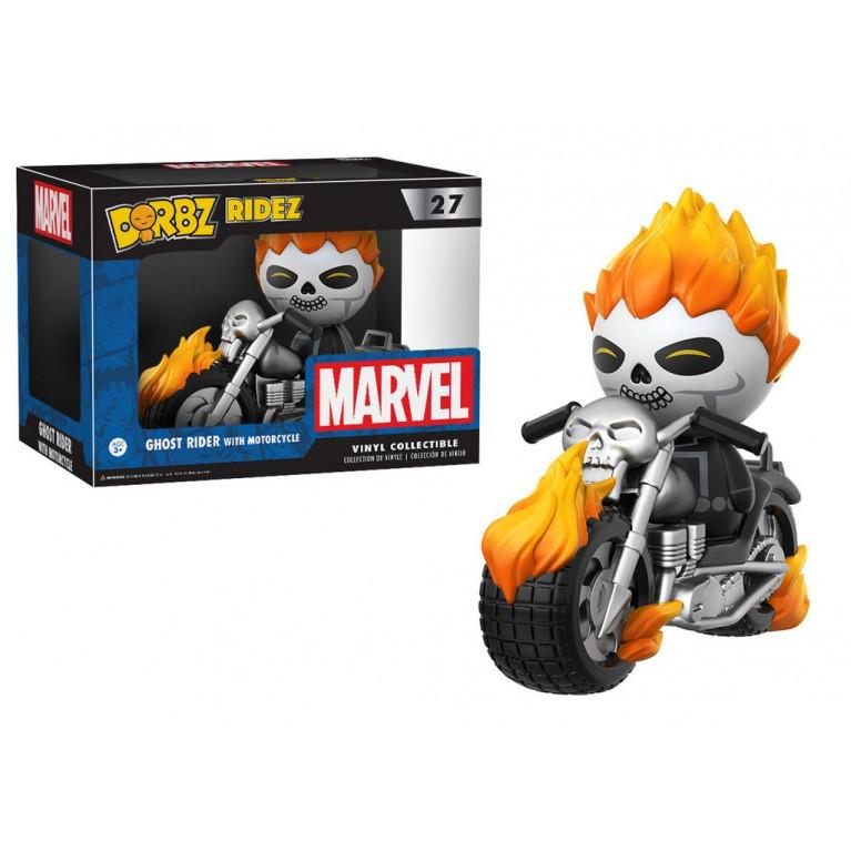 Призрачный Гонщик на мотоцикле dorbz ride (Ghost Rider motorcycle dorbz)